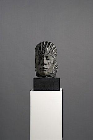 Nico Widerberg, HODE MANN, 2006, 47 x 30 cm