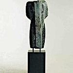 Nico Widerberg: Torso bånd, 2000, 175 x 46 cm