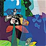 Nini Anker Dessen: Inne - Ute, 2000, 85 x 55 cm