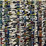 Nini Anker Dessen: Vårflimmer 1, 2007, 157 x 185 cm