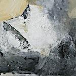 Ørnulf Opdahl: Snefjell, 2011, 40 x 40 cm