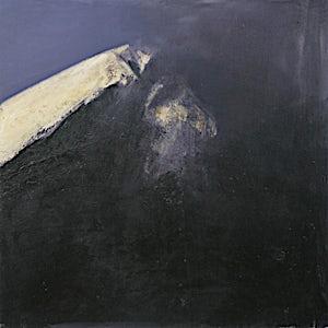 Ørnulf Opdahl, Sol og skygge, 2009, 175 x 175 cm