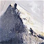 Ørnulf Opdahl: Fjellet Ramoen, 2001, 80 x 80 cm