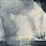 Ørnulf Opdahl: Vinter, 2001, 80 x 80 cm