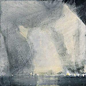Ørnulf Opdahl, Vinter, 2001, 80 x 80 cm