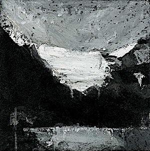 Ørnulf Opdahl, Bre, 2001, 30 x 30 cm