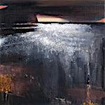 Ørnulf Opdahl: Byens lys, 2105, 120 x 120 cm