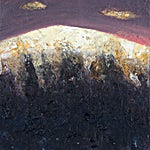 Ørnulf Opdahl: To skyer, 2015, 60 x 50 cm