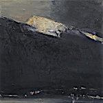 Ørnulf Opdahl: Bygd, 2019, 45 x 45 cm