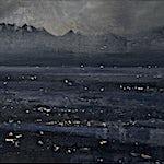 Ørnulf Opdahl: Panorama mot øst, 2019, 70 x 140 cm
