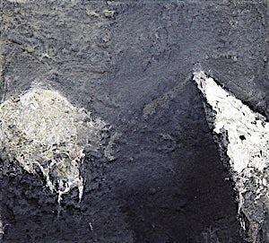 Ørnulf Opdahl, Studie, fjell, 2007, 22 x 25 cm