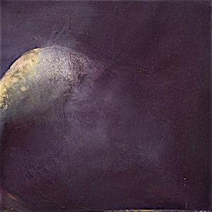 Ørnulf Opdahl, Det siste lyset, 2007, 100 x 100 cm