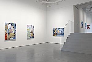 Øystein Tømmerås, Installation view 3, 2014