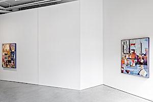 Øystein Tømmerås, Installation view, 2016