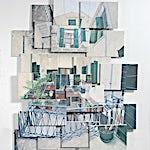 Øystein Tømmerås: II h, 2009, 215 x 175 cm