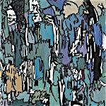 Per Morten Karlsen: Juni, 2012, 200 x 160 cm