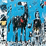 Per Morten Karlsen: Sadlersken, 2002, 100 x 100 cm