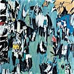 Per Morten Karlsen: Juni, 2001, 120 x 100 cm