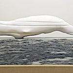 Petter Hepsø: Hval, 2011, 38 x 66 cm