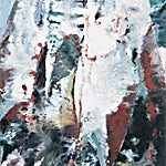 Philippe Cognée: Carcasses, 2003, 70 x 47 cm