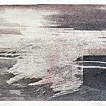 Rina Charlott Lindgren: Elusive form VII, 2017, 12.5 x 19.5 cm