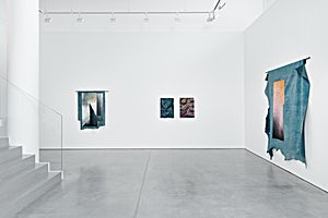 Rina Charlott Lindgren: Installation view 1, 2019
