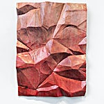 Rina Charlott Lindgren: Untitled (Imitation) VIII, 2019, 68 x 50x5 cm