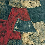 Serge Poliakoff: Composition, 1958, 60 x 73 cm