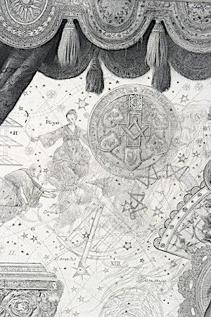 Sverre Malling, Architect (detail), 2014, 156 x 124 cm