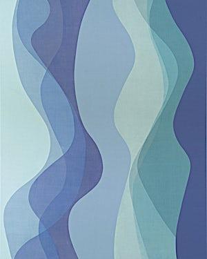 Thomas Sæverud, Swinging, 2010, 150 x 120 cm