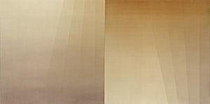 Thomas Sæverud, kvadratrot 4 -1,61, 2010, 100 x 200 cm