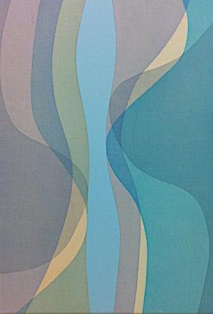 Thomas Sæverud, Curve, 2010, 60 x 40 cm