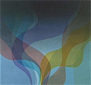 Thomas Sæverud, Nokturn, 2013, 150 x 160 cm