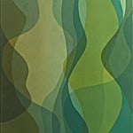 Thomas Sæverud: Pastorale, 2013, 150 x 140 cm