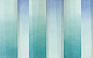 Thomas Sæverud, Dybde, 2008, 100 x 160 cm