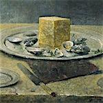 Thor Furulund: Bordet (detalj), 2000, 200 x 250 cm