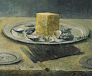 Thor Furulund, Bordet (detalj), 2000, 200 x 250 cm