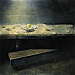 Thor Furulund: Bordet, 2000, 200 x 250 cm