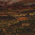 Thor Furulund: Catalonia X, 2005, 19 x 25 cm