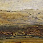 Thor Furulund: Catalonia XIII, 2005, 18 x 25 cm