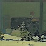 Tone Indrebø: Hendelse, 2010, 50 x 61 cm