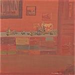 Tone Indrebø: Oppstilling 1, 2010, 50 x 50 cm