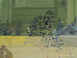 Tone Indrebø, Oppstilling 3, 2009, 30 x 40 cm