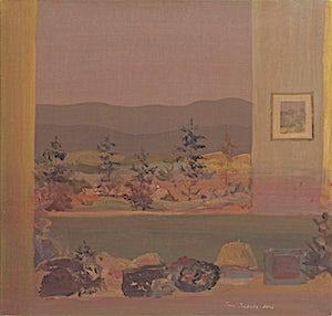 Tone Indrebø, Septemer, 2012, 50 x 50 cm