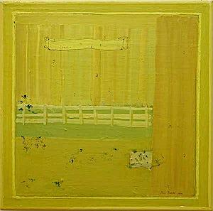 Tone Indrebø, Prolog, 2001, 60 x 60 cm