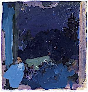 Tone Indrebø, I går, 2014, 30 x 29 cm
