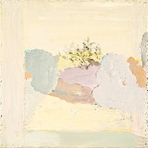 Tone Indrebø: Nesten, 2016, 70 x 70 cm