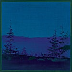 Tone Indrebø: Desember, 2003, 70 x 70 cm