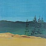 Tone Indrebø: Neste gang, 2003, 70 x 70 cm