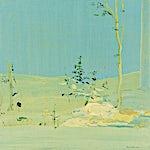 Tone Indrebø: Forrige gang, 2004, 70 x 70 cm